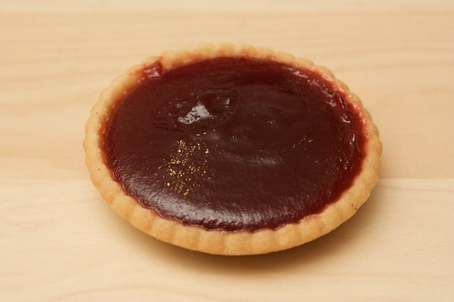 jam tart from la panella
