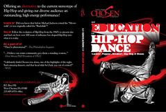 Chosen Dance DVD Outside B101-01