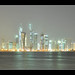 Qatar Corniche @ Night