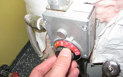 Tank Water Heater Thermostat