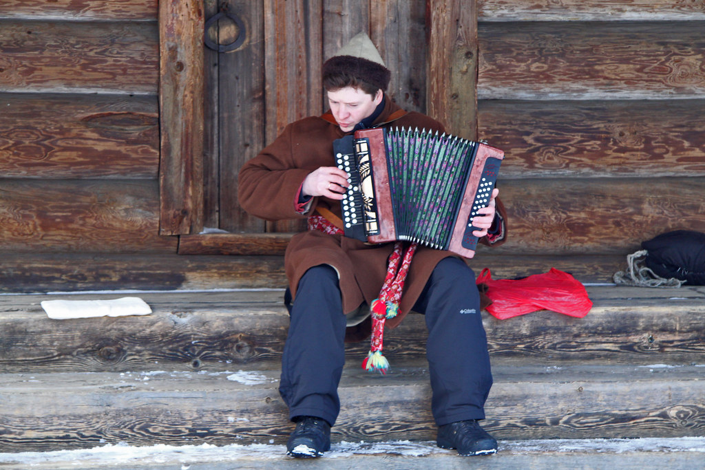 The World's Best Photos of accordion and russia - Flickr