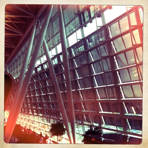 Day 0 - Zurich Airport