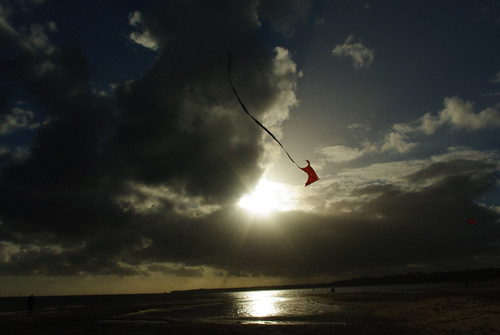 Kite Flying - Inverloch Victoria January 2009