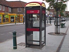 Rayleigh in 2001 (Deptford Draylons) Tags: england essex bt phonebox rayleigh britishtelecom sonydigitalmavicamvcfd5