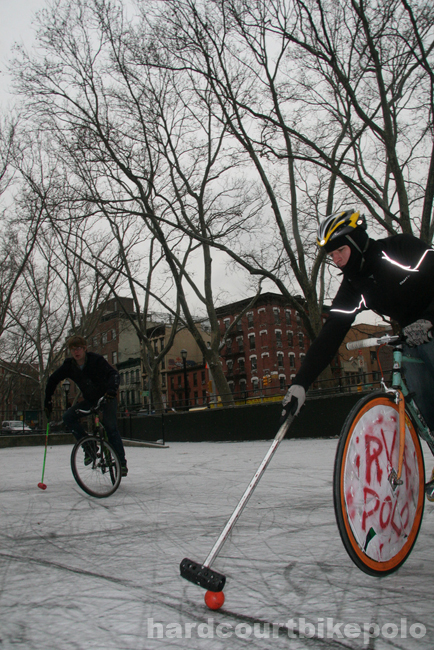 hardcourt bike polo nick rva snow