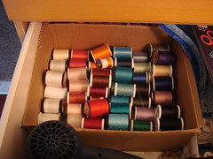 Spools o' thread