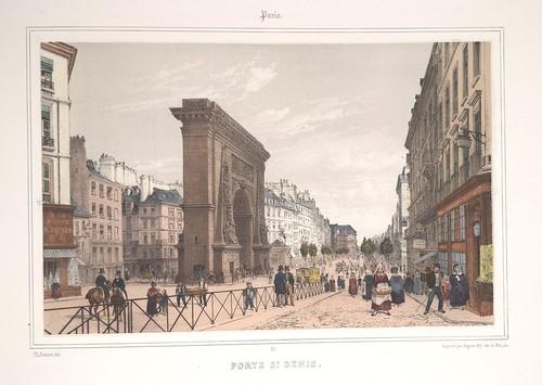 016- Paris- Puerta San Dennis 1858