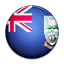 Flag of Falkland Islands PNG Icon