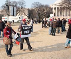 Obama-2298 (timfernando) Tags: usa washingtondc washington unitedstates senator president patriotism obama inauguration 44th barack arrestbush obamania