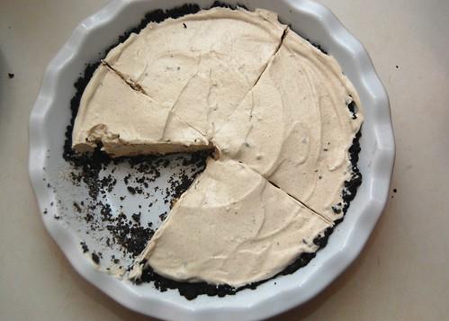 Kahlua Pie