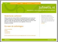 Nederlands verbeteren met - jufmelis.nl