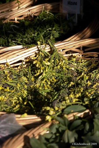 mustard broccollini
