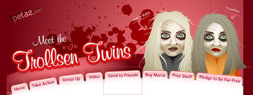 PETA - Trollsen Twins 01