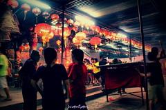 DSC05492_ () Tags: new fat year praying chinese chinesenewyear hei kung choi 2009 lunarnewyear taiping chinesetemple kamuntingchinesetemple tamanbukitmas