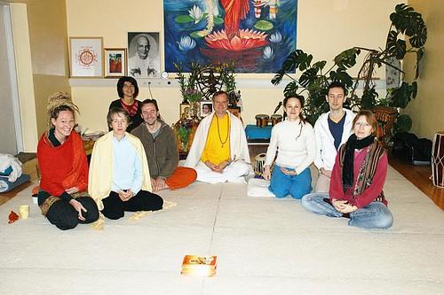 Yoga Vidya Frankfurt Workshop