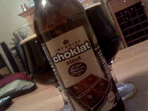 Southern Tier Choklat by 52BREWS
