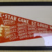 Springfield IL - Bob & Gale's Barber Shop - 1957 All-Star Game AL Pennant (10 of 14)