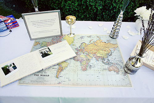 Polaroid Wedding Guest Book.Our Polaroid Wedding Guestbook