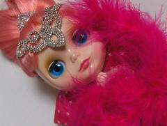 Janeiro rosa com Betina