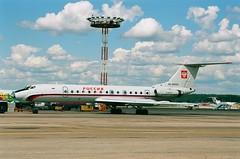 RA-65553 (bwi2muc) Tags: tupolev rossiya tu134 russiastatetransportcompany vko ra65553