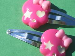 more pink skulls