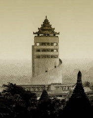 Tower at Bagan, Myanmar (koolbreez) Tags: lptowers