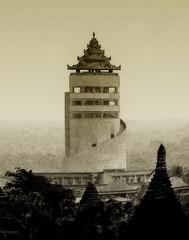 Tower at Bagan, Myanmar (koolbreez) Tags: lptowers