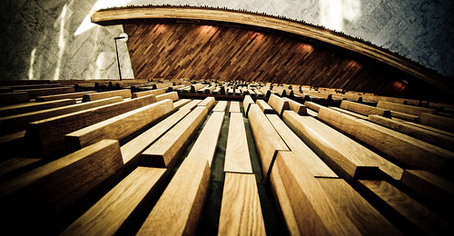 Wooden Acoustics by odieguru.