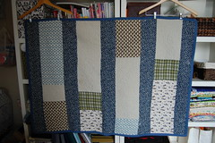 Lap Quilt (Tiny House) Tags: sewing quilting