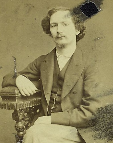 A.C. Swinburne (seated)1
