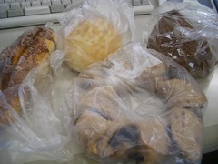 城下町のパン屋さん