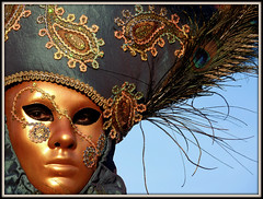carnaval de venise 2009.. (monlou45) Tags: carnival portrait abstract art fun costume san italia emotion artistic expression carnaval marco feeling venise 2009 italie maschera regards pictureperfect masques deguisements anawesomeshot colorphotoaward aplusphoto anawesomesho flickraward flickrestrellas