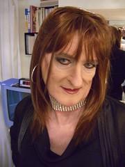CIMG3115 (Julie Bracken) Tags: old red portrait fashion hair tv cd mini skirt crossdressing tgirl transgender mature tranny transvestite crossdresser crossdress kinky tg trannie mtf m2f feminized enfemme xdresser tgurl feminised transsister julieb85