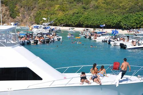 Sunday Boat Party
