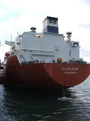 2007_0122hogmanyandtanker0027 (breeksy2002) Tags: sea water orkney ship lpg scapaflow shiptoship