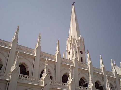 San-Thome Cathedral