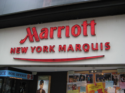 Marriott Marquis: Times Square