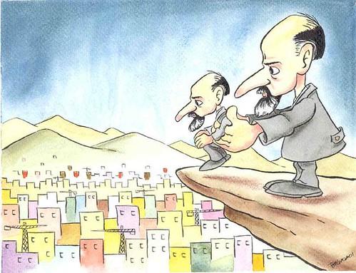 cartoon por: desenhosdopedro