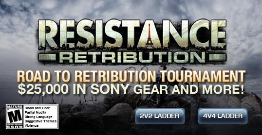 Resistance Retribution Road to Retribution Tournament