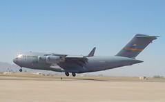 Boeing C-17A Globemaster III SN:92-3293 (jackmcgo210) Tags: c17 picnik thunderinthedesert c17a boeingc17aglobemasteriii