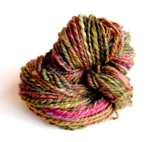 sherwood superwash wool, fiber by Twisted Fiber Arts