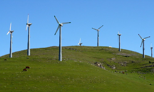 Green Hills, Windmills