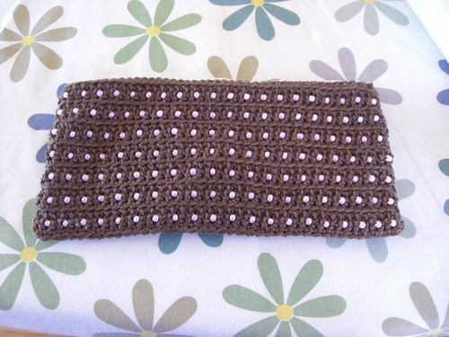 Outside Beaded Bag