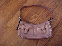 Kenneth Cole Leather Rose Bag (innercity51) Tags: kennethcole dustyrose leatherbag