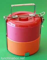Small round Vivo tiffin tin