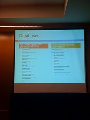 Duplication of databases