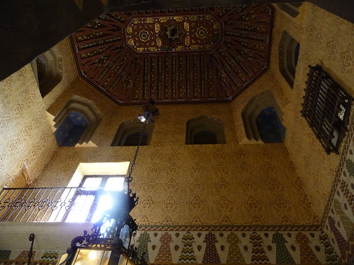 Moorish Ceiling Design