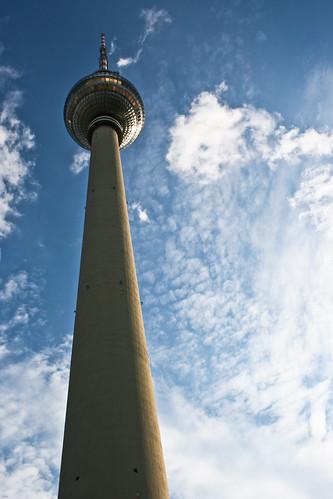 Torre de la televisión (Alexander Platz)