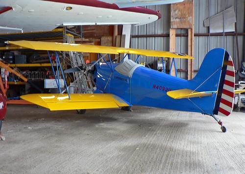 Smith Miniplane (N4092U)