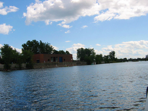 Lachine canal cruise
